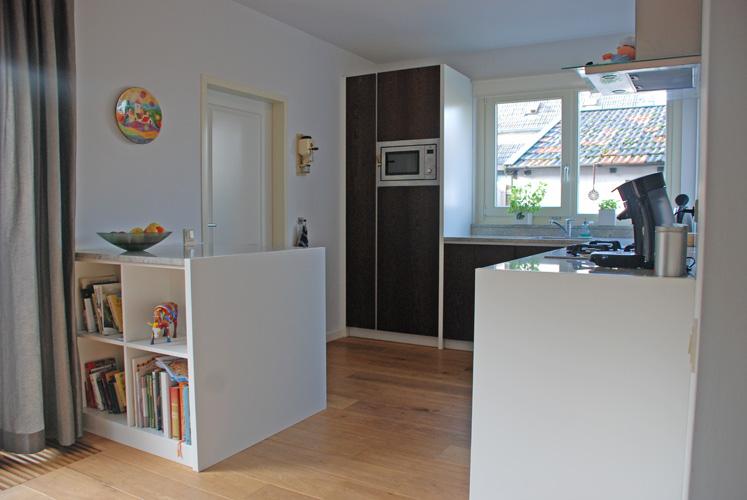 Natuursteen Blad Keuken : keuken w?nge met natuursteen blad keuken ontwerp lennard keijser