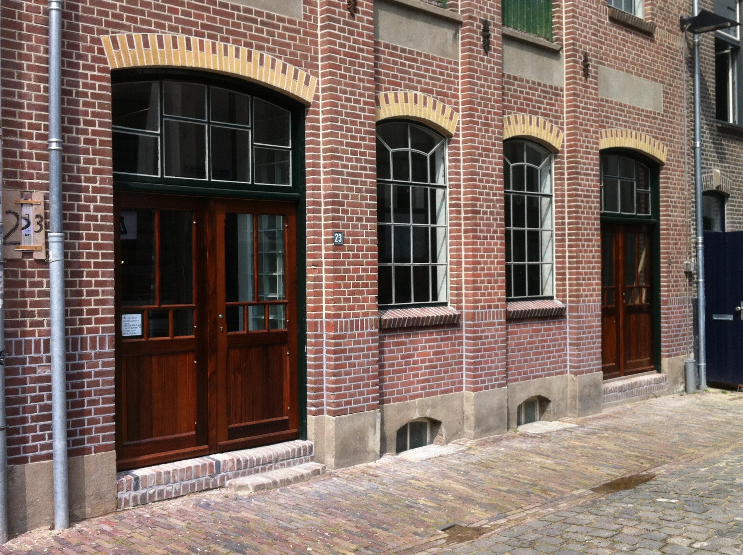 Winkelpui Langehezelstraat Nijmegen