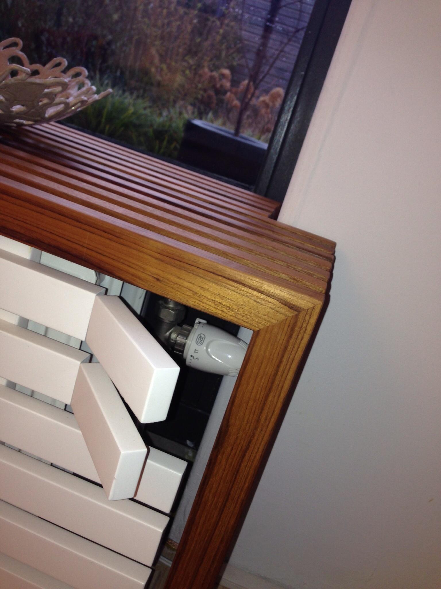 Kast/radiator betimmering